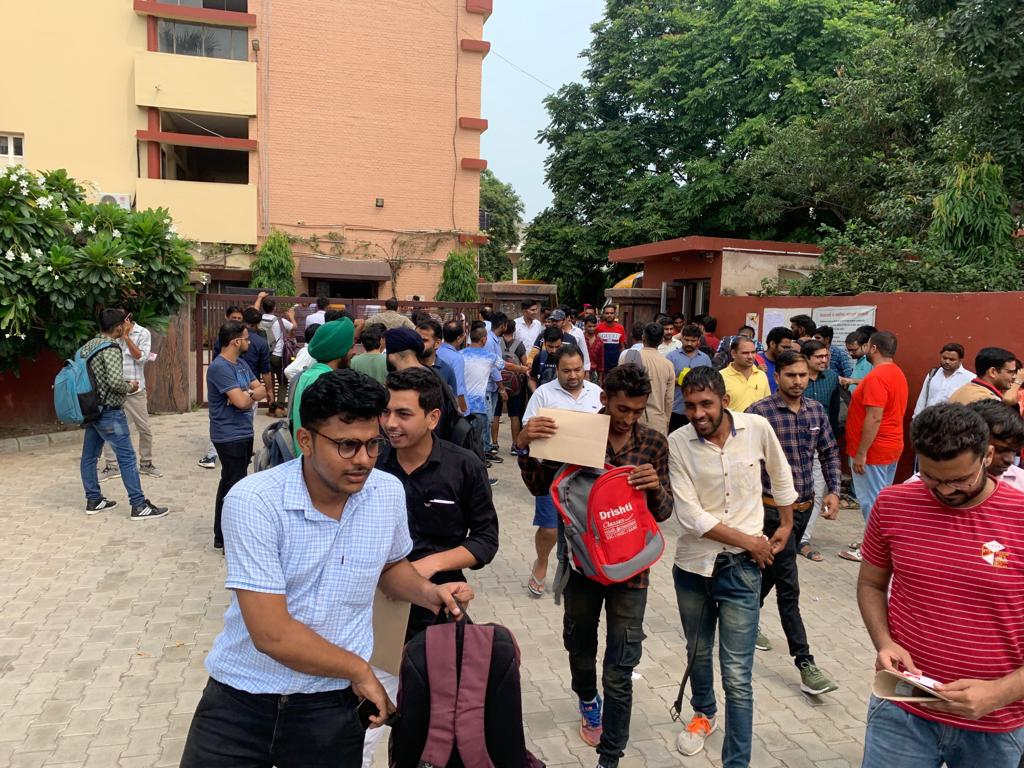 Ten Thousand Students appear in Indian Engineering Services (IES) Exam by UPSC