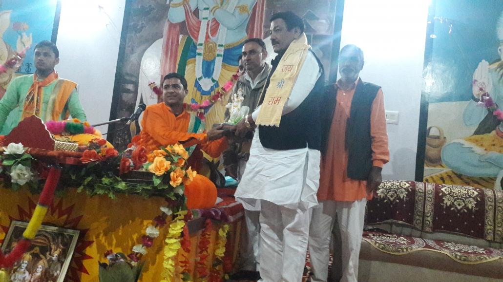 धार्मिक कार्यक्रम सेवा भाव के लिए करते हैं प्रेरित : रणजीत सिंह