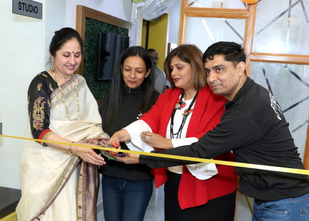 """Fitness Vibe"" A holistic fitness and dance studio with kids club facilities was launched"